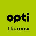 2 Оплатити таксі Opti  Таксі Opti (Полтава)