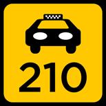 Таксі 210 (Запоріжжя)