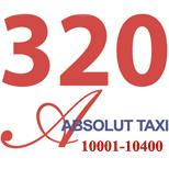 Такси Absolut taxi 320 (Киев)10000-10400