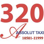 Такси Absolut taxi 320 (Киев)10501-11999