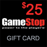GameStop Gift Card 25 (US)