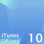 iTunes Gift Card (US) 10