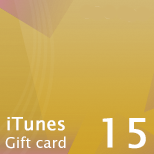 iTunes Gift Card (US) 15