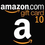 Amazon Gift Card 10 (US)