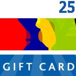 eBay Gift Card 25 (US)